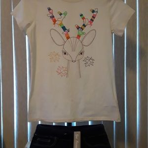 Girl's Top size 14/16 Jeans size 14